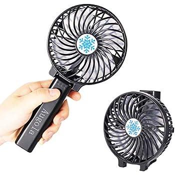 Augola Portable Handheld Fans Mini Electric Fan Usb Desk