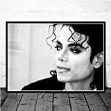 jiushice Sin Marco Rock Pop Music Legend Star Poster Oil ng Prints Canvas Wall Art Pictures para Sala de Estar Decoración del hogar 1 40x60cm