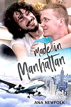 Made In Manhattan (Made In Series Book 4) by [Newfolk, Ana]