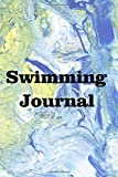 Swimming Journal: Keep track of your swimming practices, meets, and victories