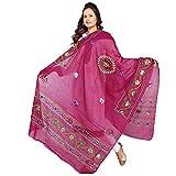 Banjara Women'S Cotton Kutchi Dupatta - ...