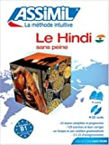 Le Hindi sans Peine ; Livre + CD Audio (x4)