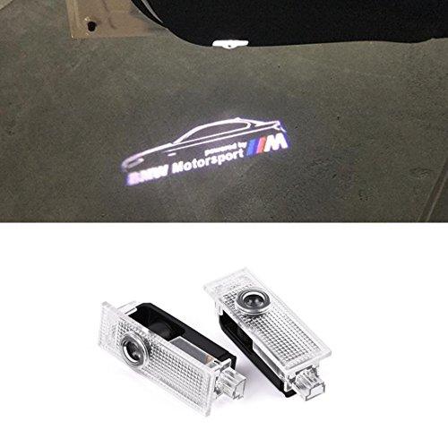 HU Fun life Set von 2 Logo Projektion Tür Licht Logo Tür Beleuchtung High Definition Auto Tür Licht