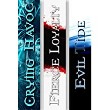 Five Kingdoms Books 4-6 (Five Kingdoms Boxset Book 2)