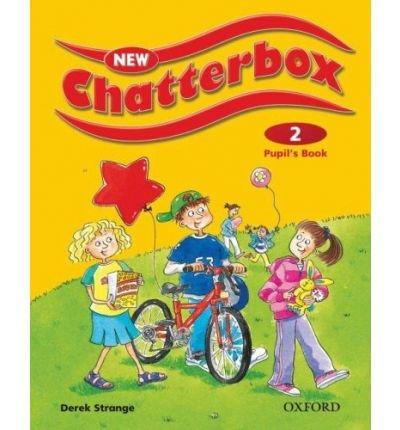[(New Chatterbox Level 2: Pupil's Book)] [Author: Derek Strange] published on (April, 2007)