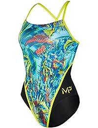 Amazon.fr   Michael Phelps - MP - Maillots de bain   Femme   Vêtements 13c37743ee4