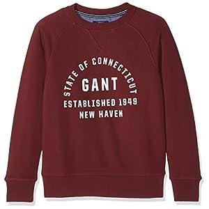GANT Collegiate C-Neck Sweat suéter para Niños
