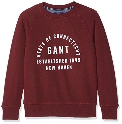 Gant Collegiate C-Neck Sweat, suéter para Niños