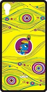 PrintStop MIschievous Krishna Sony Xperia Z2 Back Cover (Multicolor)