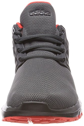 adidas Energy Cloud 2 W, Scarpe da Running Donna Multicolore (Carbon/Carbon/Hi-Reset Red 0)
