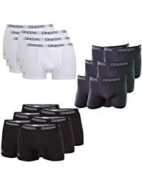 Kappa Herren-Boxershorts Ziatec-Edition - Unterhose - Unterwäsche für Männer - S - 4XL