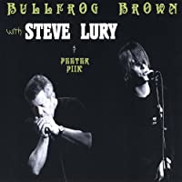 With Steve Lury