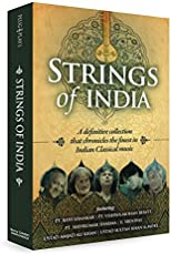 Music Card: Strings of India - 320 Kbps Mp3 Audio (4 GB)