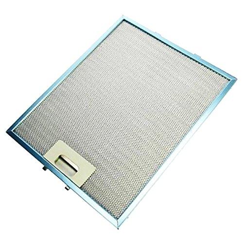 fettfilter metall universal Hotpoint Metall Alu-Dunstabzugshaube-Fettfilter, 320 mm x 260 mm