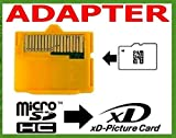 #9: Micro SD//SDHC TF to XD Picture Card Adapter (TF-XD) for Olympus Camera