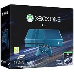 Xbox One - Consola 1 TB, Edición Limitada + Forza Motorsport 6