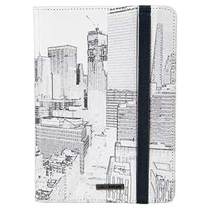 """Golla Portfolio Vincent G1558 Etui pour Tablette 10,1"""" Blanc"""