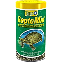 TETRA ReptoMin - Aliment Granules Complet pour Tortues - 1L