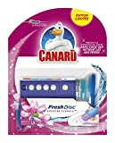 Canard WC Fresh Disc Nettoyant Envolée Florale 6Disques - Lot de 2