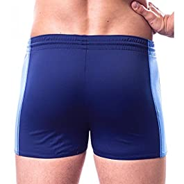 YOOTE Pantaloncini da Boxer Mutande Uomo Intimo Modali Pantaloni Multi-Pack di Seta Traspirante Tronchi Traspiranti sotto Le Mutande Elastiche Multi-Pack 4 pacchi Pack