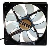 Prolimatech Blue Vortex 14 LED Ventilateur pour Boîtier