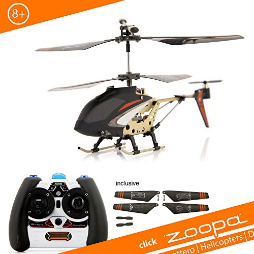 zoopa 150 red heat Helikopter thumbnail