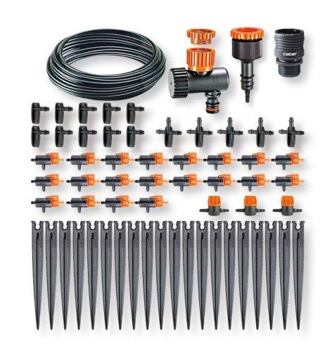 Newsbenessere.com 51R1vNzsGvL Claber 90764 Kit-Drip 20 Vasi Kit Rainjet Goccia