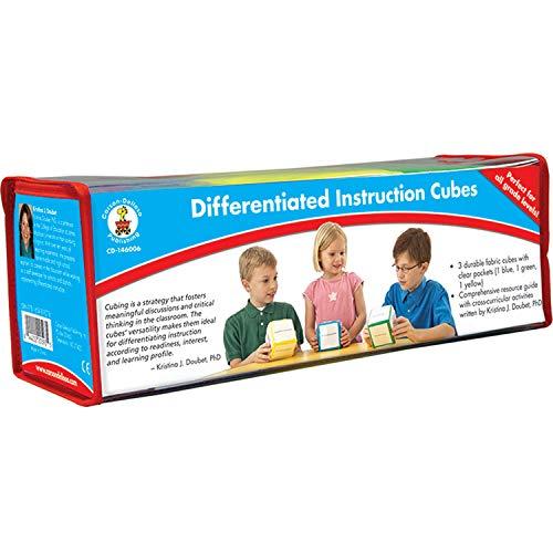 Preisvergleich Produktbild Differentiated Instruction Cubes