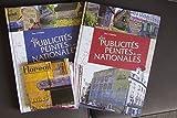 Les publicités peintes des nationales deux volumes
