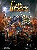 No Time For Heroes Juego de Mesa Holocubierta HOLNTH01
