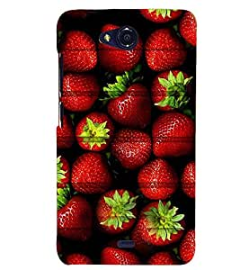 FUSON 3D Designer Back Case Cover foR Micromax Canvas Play Q355 D9673