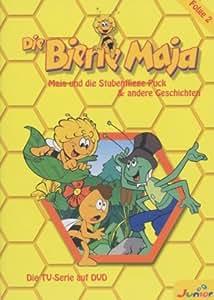 Die Biene Maja - DVD 02: Maja und die Stubenfliege Puck & andere Geschichten