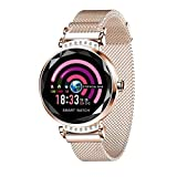 Fitness Tracker Smartwatch, MEIbax Lady Orologio Intelligente Braccialetto Fitness Activity Tracker Donna Uomo Bambini Contapassi Calorie