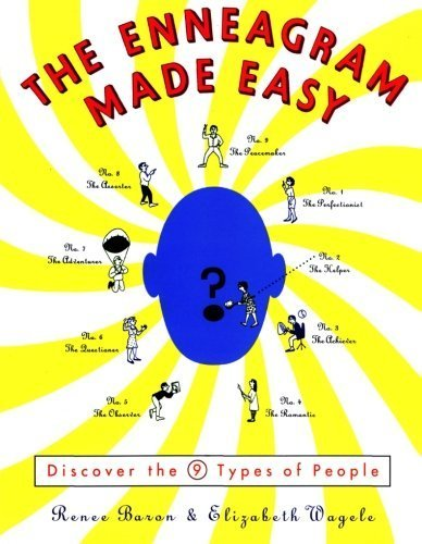 The Enneagram Made Easy: Discover the 9 Types of People by Renee Baron, Elizabeth Wagele (1994) Paperback