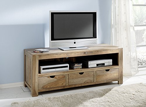 Fernsehmöbel: YOGA 6552 Longboard – Holz – natur