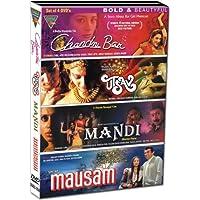Bold & Beautyful (Set of 4 DVDs- Chandni Bar/Utsav/Mandi/Mausam)
