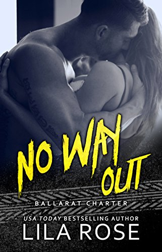 No Way Out (Hawks MC Club Book 4)