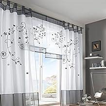 Amazon.it: tende finestre soggiorno