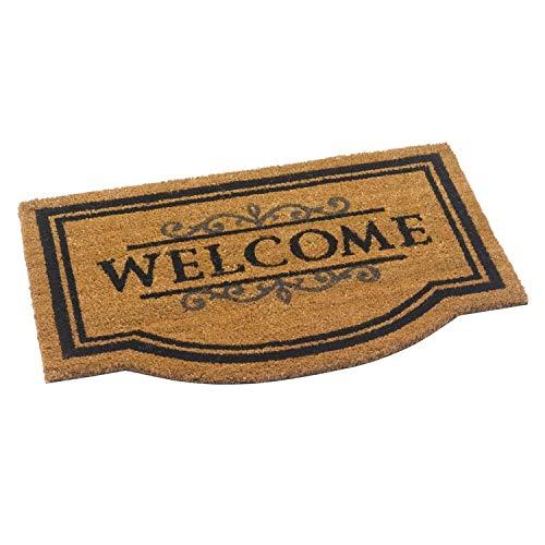 Alfombra puerta entrada | Felpudo | modelo Welcome