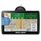 FREELLIGENT SAT NAV GPS Navigation 7 inch HD Universal GPS Smart Voice Reminder