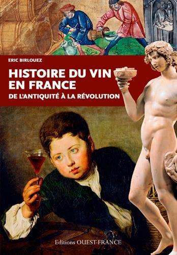 HISTOIRE DU VIN EN FRANCE par BIRLOUEZ ERIC
