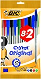 BiC Cristal Original Ball Pen - Pack of 10