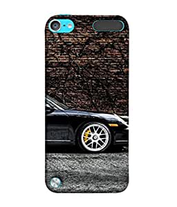 PrintVisa Designer Back Case Cover for Apple iPod Touch 5 :: Apple iPod 5 (5th Generation) (fascinating fast furious sporty super car)