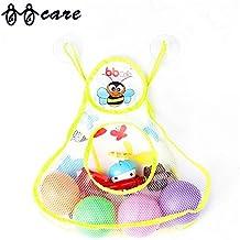 BBCare® Organizador para Juguetes de Baño del Bebé & Guarda Juguetes de Baño con Fuertes Ventosas