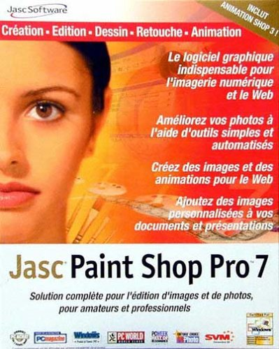 Paintshop Pro 7.0