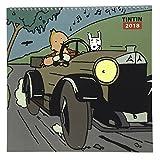 Calendrier 2018 de Tintin au pays des Soviets 30x30cm (24359)...