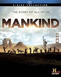 Mankind: The Story of All of Us [Blu-ray] [Import anglais]