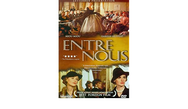 Amazon in: Buy Entre Nous DVD, Blu-ray Online at Best Prices in