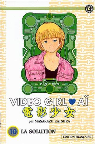 Video Girl Aï, tome 10