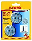 sera 31157 LED chip blue light 2 W blaues Riff- oder Mondlicht für Meerwasseraquarien und als Ersatz für das sera marin LED Cube 130